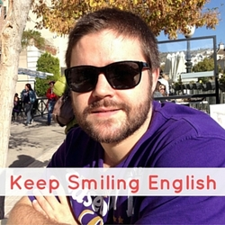 Luis from Keep Smiling English