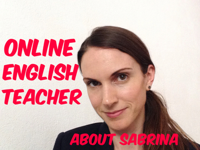 From the archives: Go here http://www.speak-english-live.com/blog/meet-your-teacher-video-about-sabrina to read more