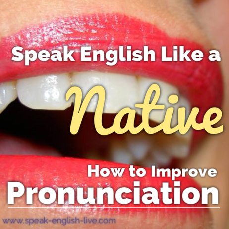 Improve Your Pronunciation! Some simple tips to sound more like a native English speaker.For more help, get access to my free American English pronunciation tips course here: www.calmenglish.com/join